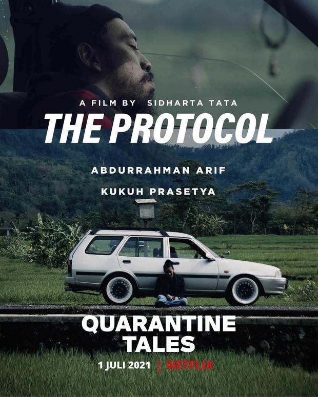 The Protocol dalam film Quarantine Tales