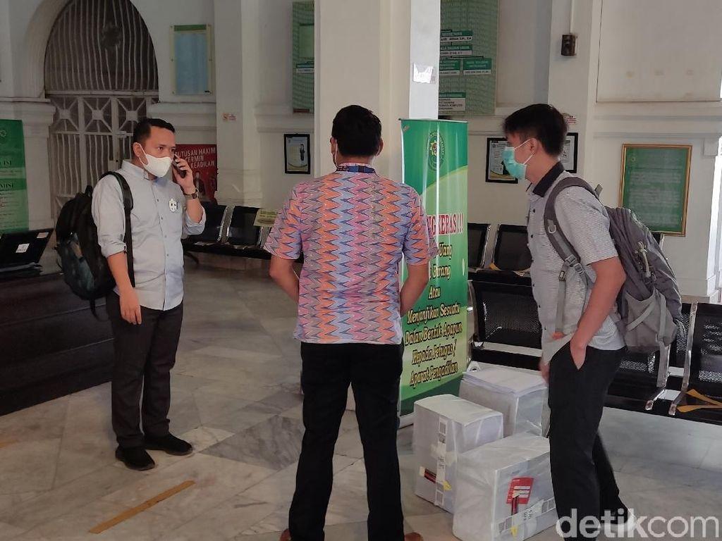 Dapat Jaminan Keamanan, KPK Limpahkan Berkas Nurdin Abdullah ke PN Makassar