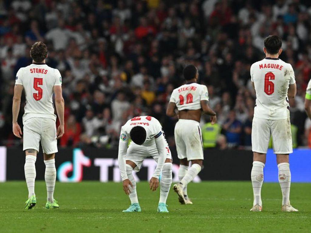 Inggris Gagal Juara Euro 2020, Momen Pilu untuk Ashley Cole