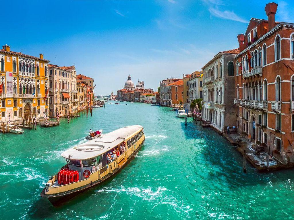 Batasi Turis, Venesia Wajibkan Traveler Reservasi dan Bayar Lebih Dulu