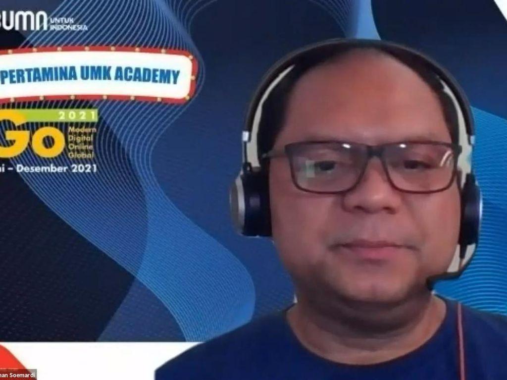 Gandeng Blibli, Pertamina Beri Pembekalan untuk Dorong UMK Go Online