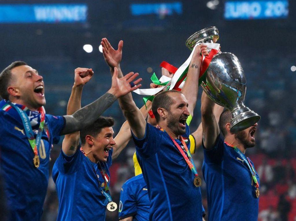 Maldini: Italia Mematahkan Stereotip di Euro 2020