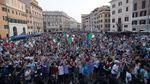 Euforia Italia Jadi Raja Sepakbola Eropa