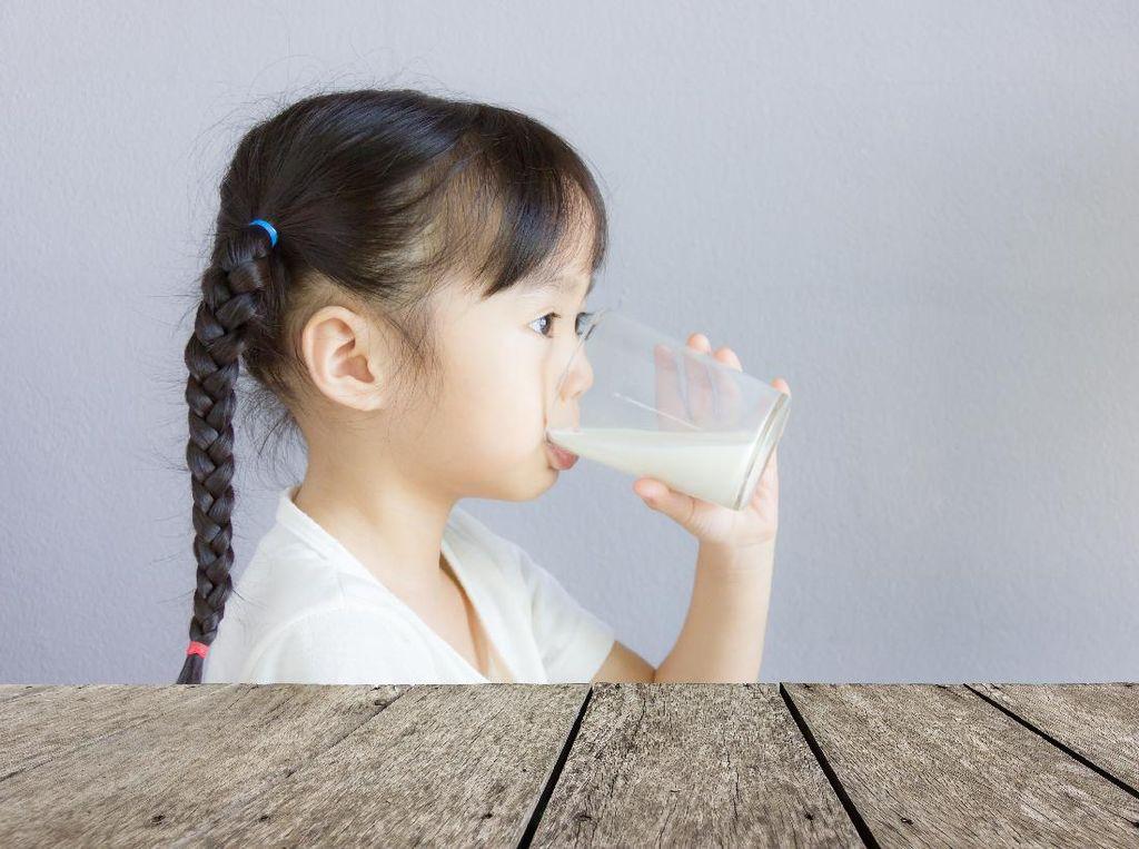 Susu Tingkatkan Imunitas saat COVID, Bagaimana Kalau Si Kecil Alergi?