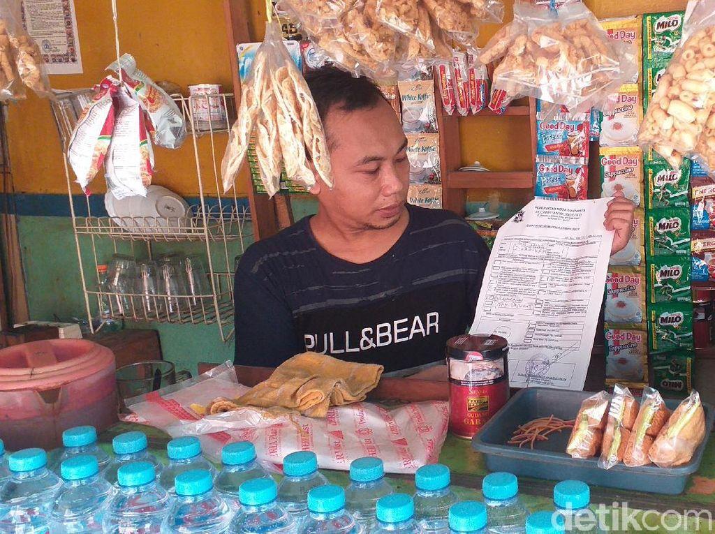 Jerit Pengusaha Warkop di Surabaya Saat PPKM Darurat, LPG Disita Hingga Didenda
