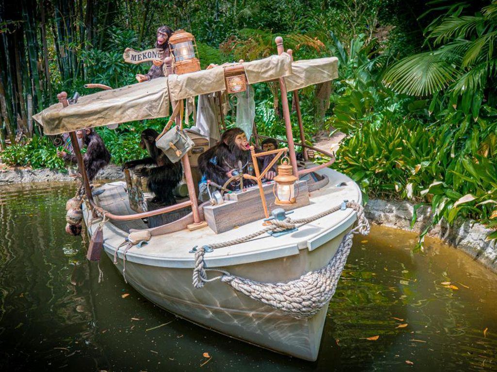 Dikritik Bertahun-Tahun, Disneyland Akan Buka Lagi Wahana Jungle Cruise