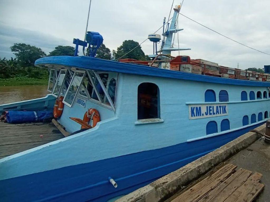 Penumpang Kapal di Riau Meninggal, ABK-Penumpang Lainnya Di-swab: 7 Reaktif