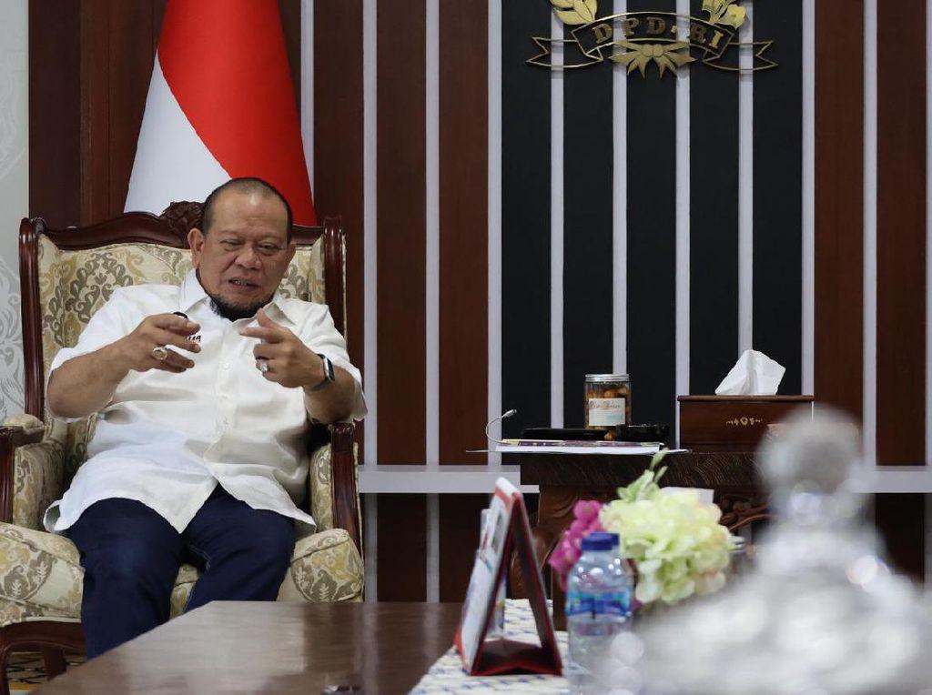 Ketua DPD Minta Polisi Terus Telusuri Mafia Penimbun Obat COVID-19