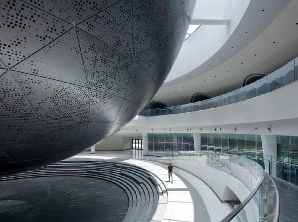 Gila! Shanghai Bangun Museum Astronomi Terbesar di Dunia