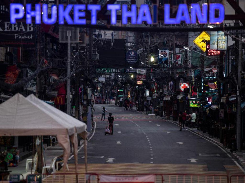 3 Hari Berturut Pecah Rekor Kasus Corona, Thailand Perluas Lockdown