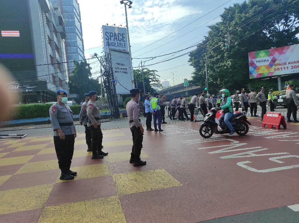 Catat! Jadwal Penyekatan Jakarta di 100 Titik Mulai Hari Ini