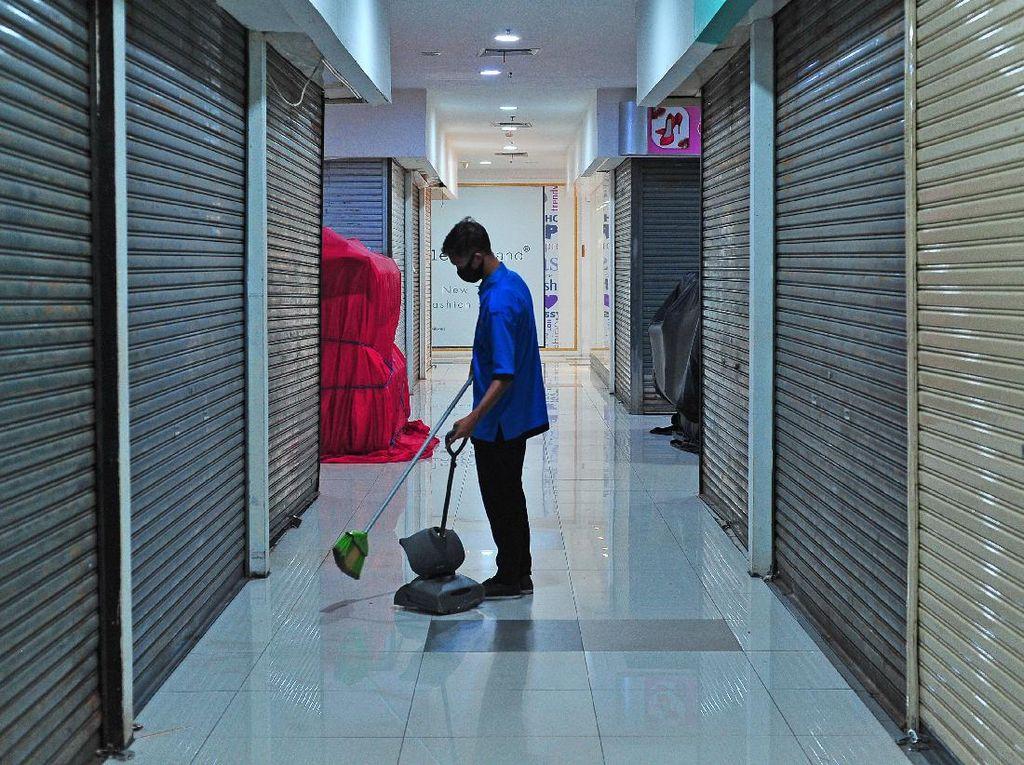 Jambi Berlakukan PPKM Mikro, Mall Tutup Lebih Cepat
