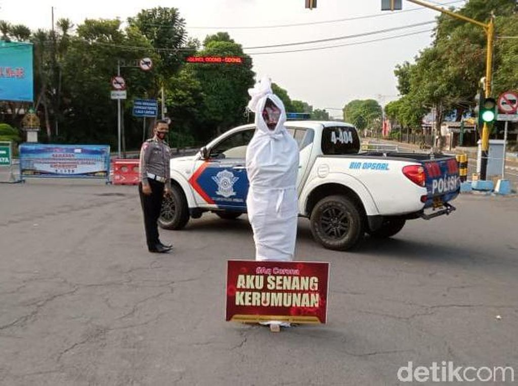 Awas! Jangan Keluyuran di Jombang Jika Tak Ingin Ketemu Penampakan Pocong