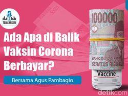 Podcast: Ada Apa di Balik Vaksin Corona Berbayar?