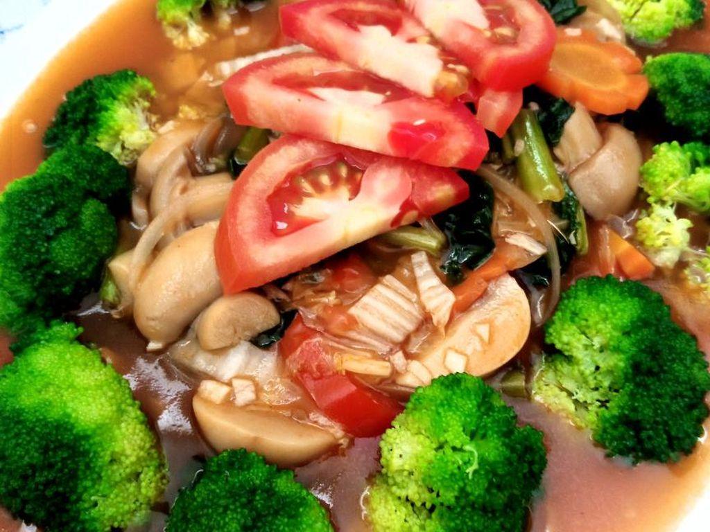 Resep Pembaca : Resep Tumis Brokoli dan 5 Sayuran Kaya Nutrisi