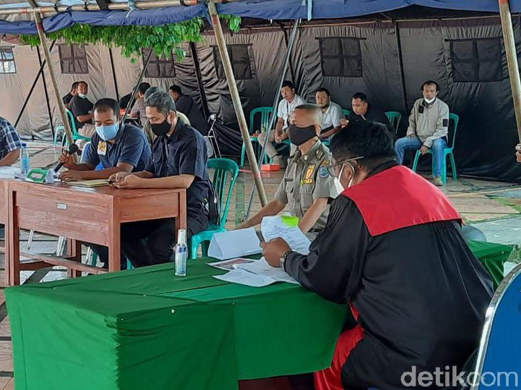 Langgar PPKM Darurat, Pabrik Kayu di Banjar Didenda Rp 50 Juta