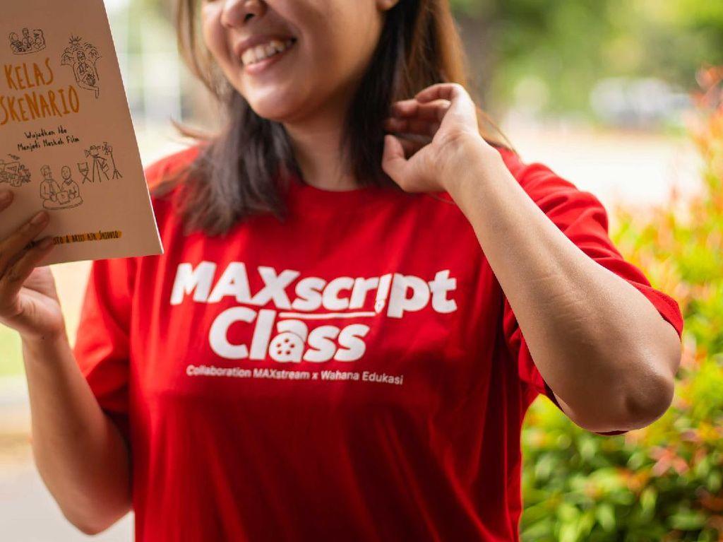 MAXscript Class, Cara Telkomsel Lahirkan Talenta Kreatif
