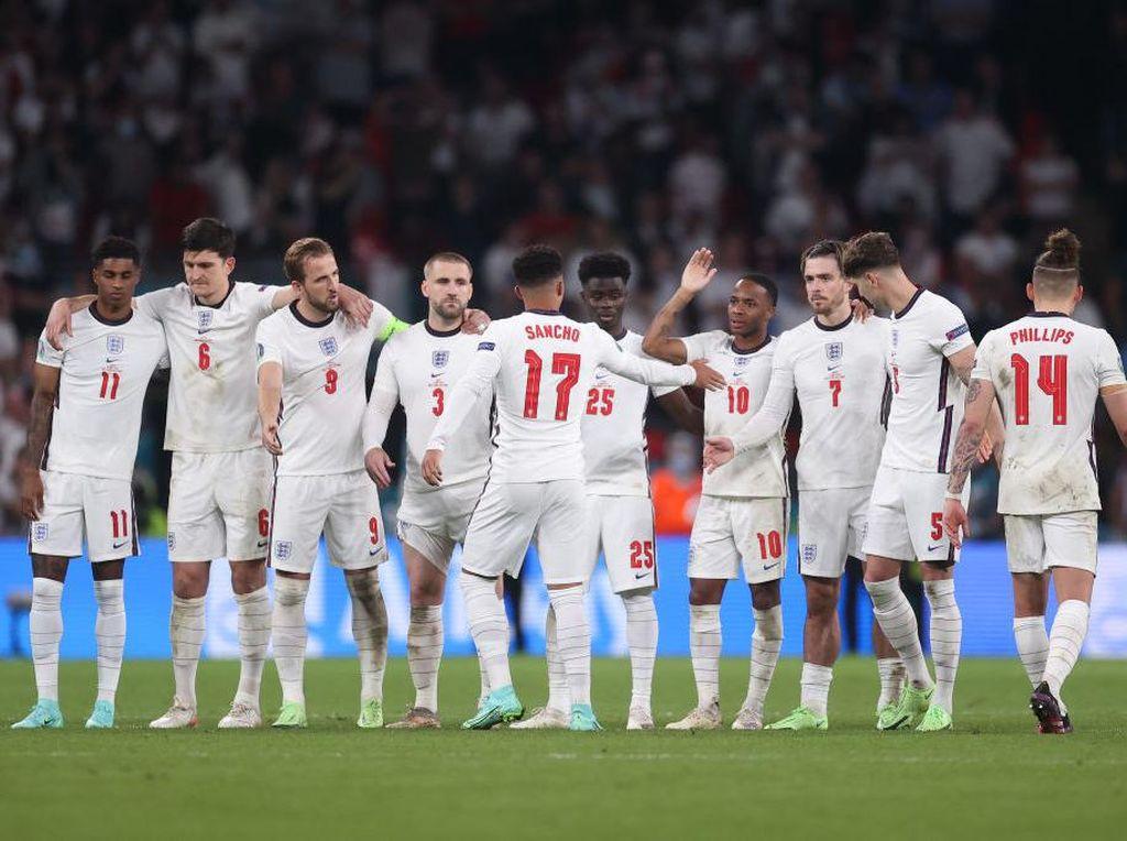 Mourinho Klaim Pemain Inggris Dicoret karena Tolak Ambil Penalti