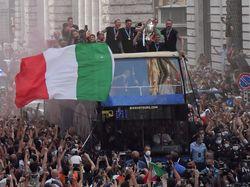 Italia Juara Euro 2020 Bikin Lupa Daratan, Klaster Covid-19 pun Muncul