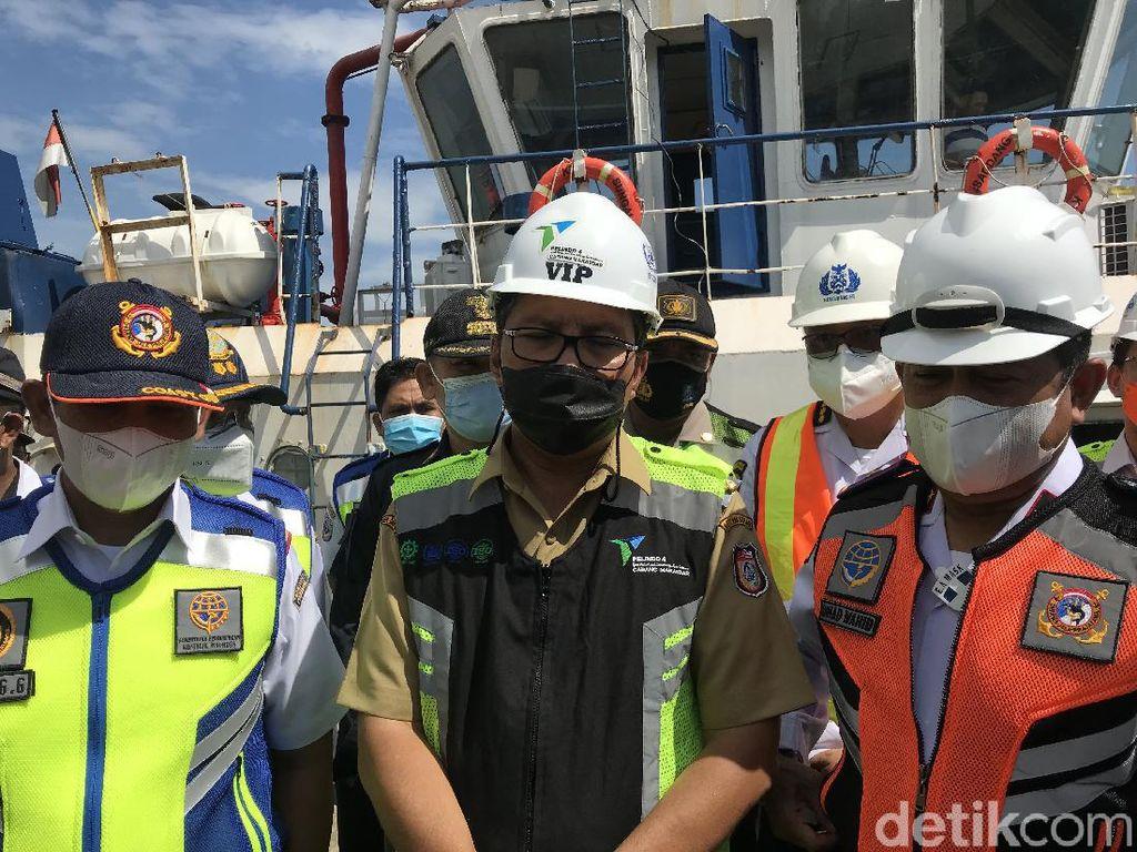 Pelni Siapkan Kapal untuk Isoman Pasien Covid-19 di Laut Makassar