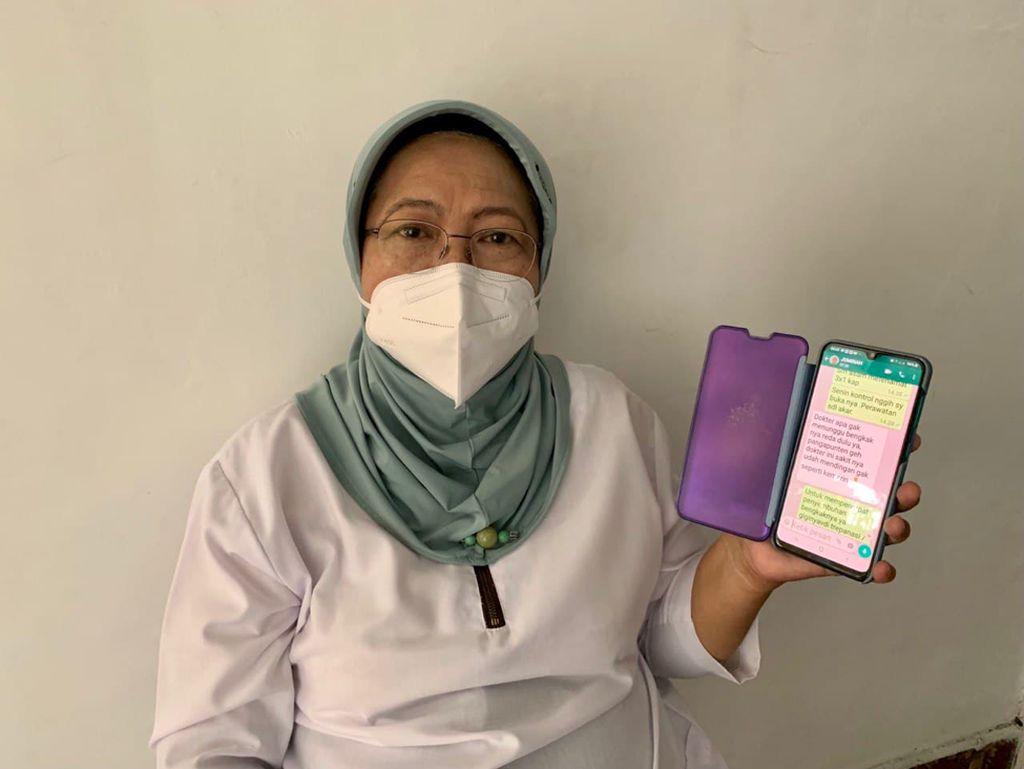 Pakai Mobile JKN, Dokter Ini Sebut Layanan Konsultasi Tetap Optimal