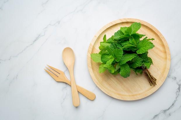daun mint efektif atasi anosmia