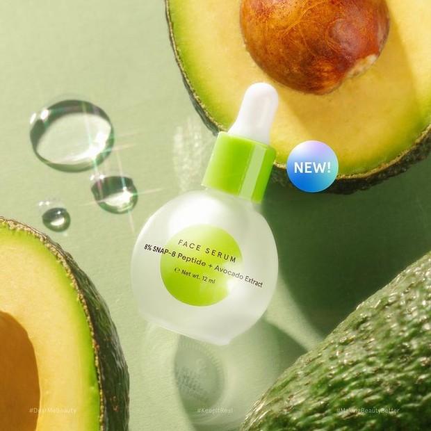 Dear Me Beauty Face Serum 8% SNAP-8 Peptide + Avocado Extract