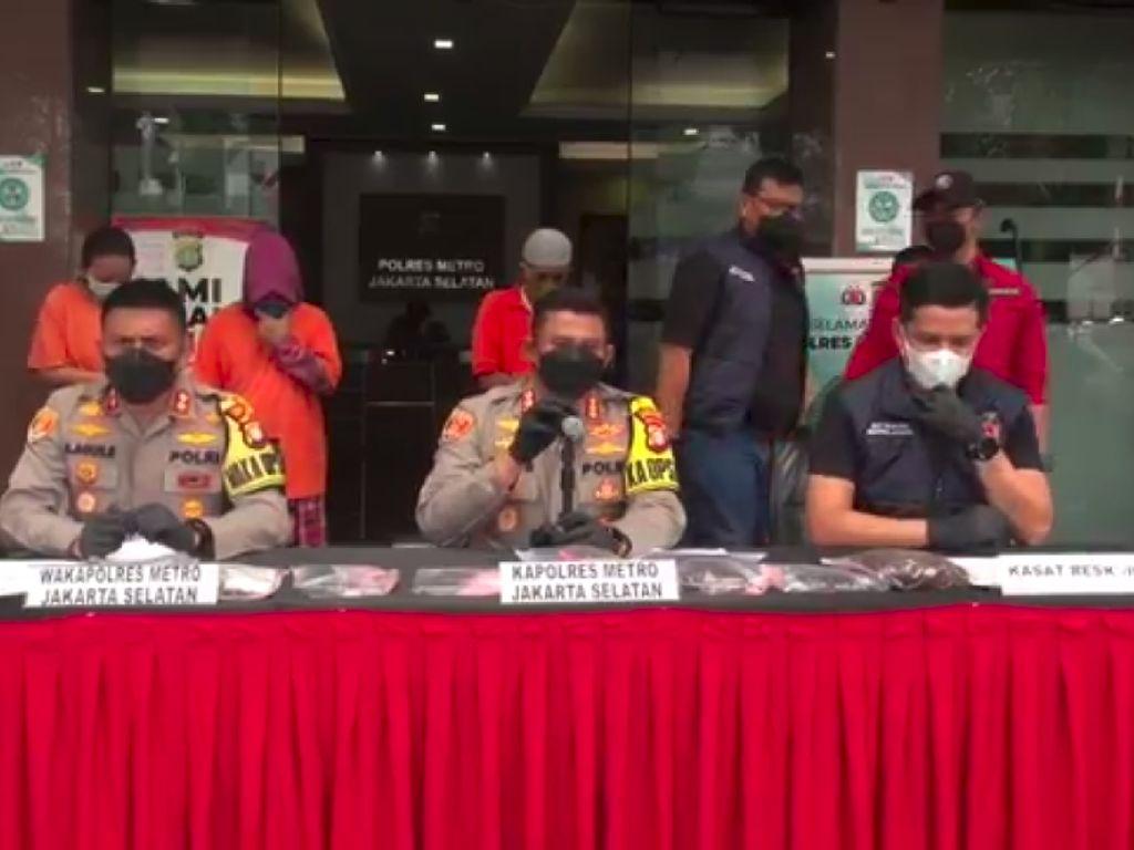 2 Perempuan Otak Pembiusan di Jakarta Residivis, Saling Kenal di Sel