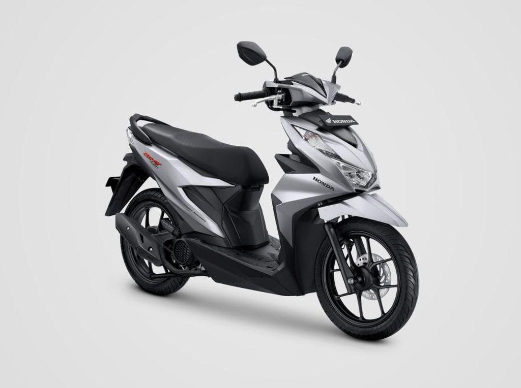 Update! Spesifikasi dan Harga Honda BeAT 2021, Pilihan Warna Makin Banyak
