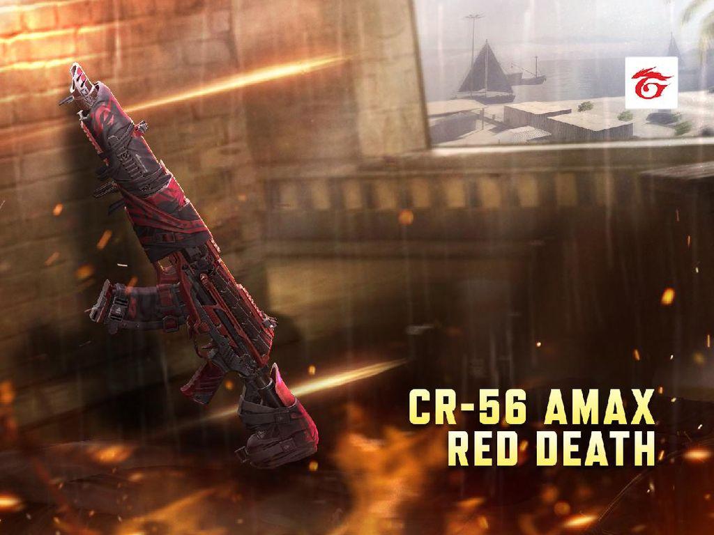Intip Statistik Senjata Terbaru CR-56 AMAX di Call of Duty: Mobile