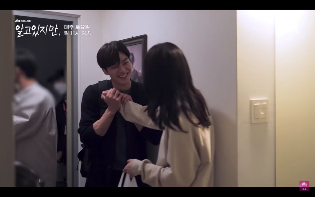 Song Kang and Han So Hee's Hospitality Behind the Scenes