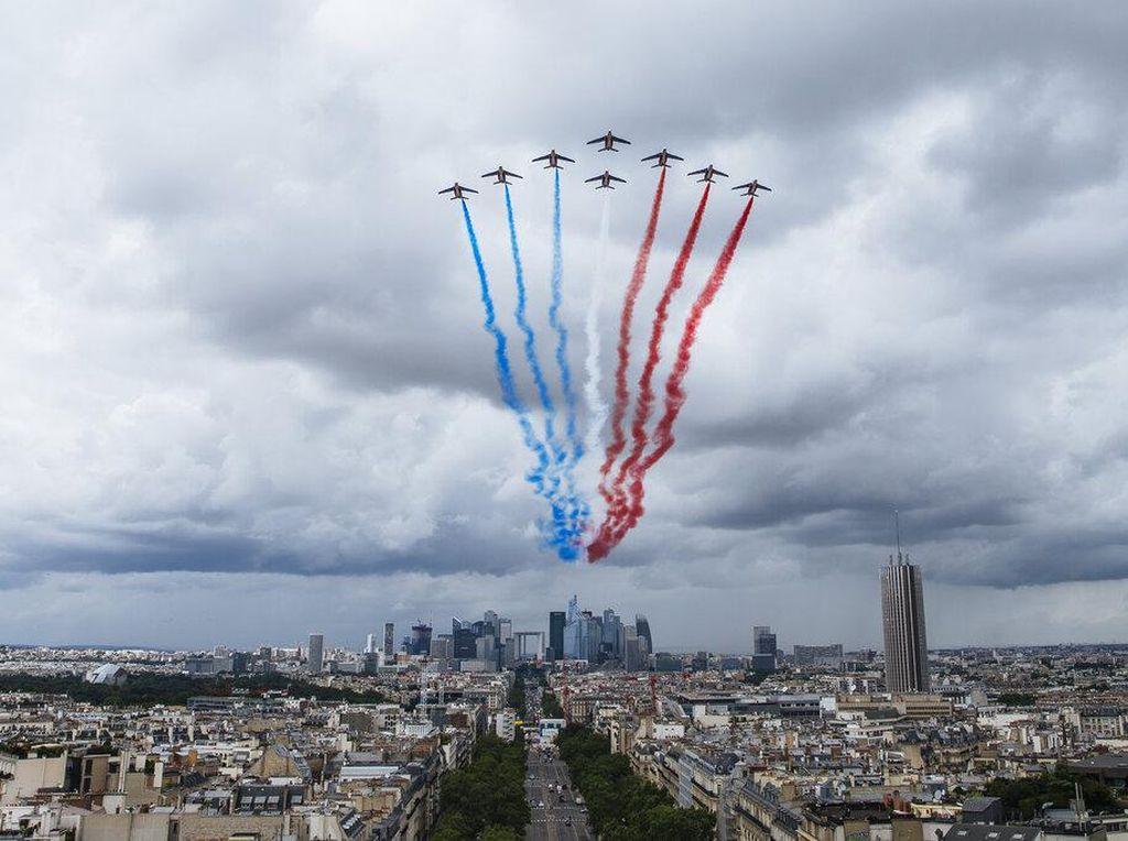 Menengok Persiapan Parade Bastille Day Prancis