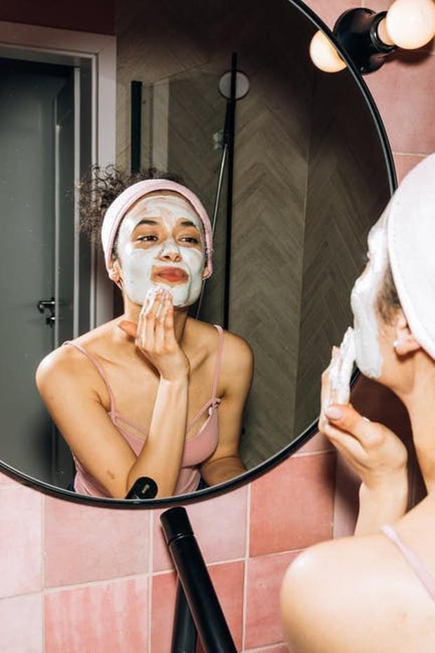 Pembersih wajah cleansing milk