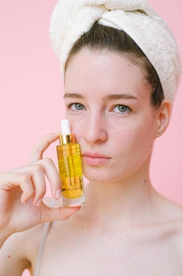 Pembersih wajah cleansing oil