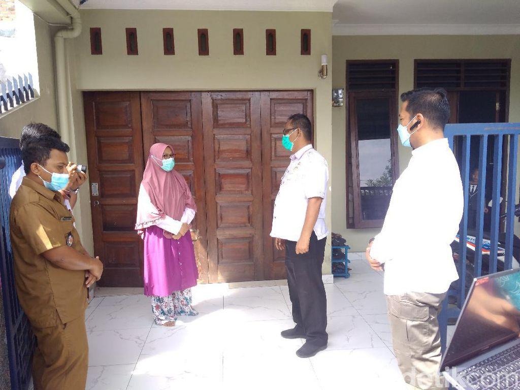BIN Ketuk Pintu untuk Suntik Vaksin COVID, Warga Medan Senang