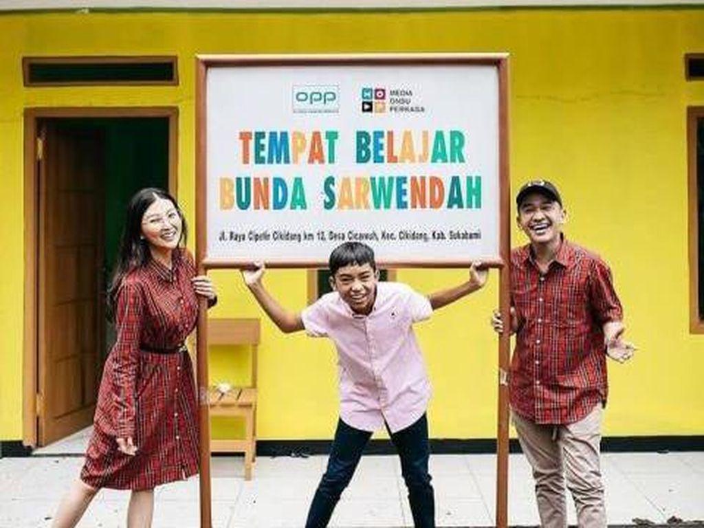 5 Potret Sekolah Milik Artis Indonesia, Punya Yuni Shara SPP Cuma Rp 3.500