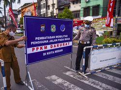WHO: Kasus Corona Mingguan di Kalimantan hingga Sulawesi Meningkat