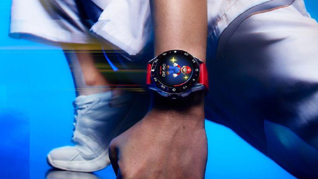 Keren! Ini Wujud Smartwatch Super Mario Harga Rp 31 Juta
