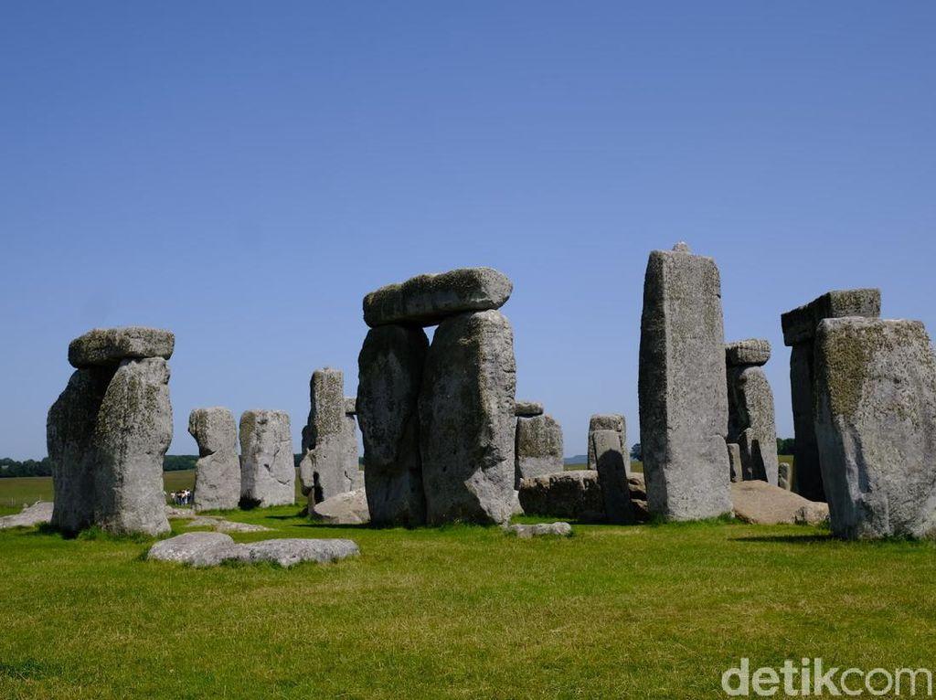 Foto Stonehenge yang Megah, Saksi Sejarah Ribuan Tahun Inggris