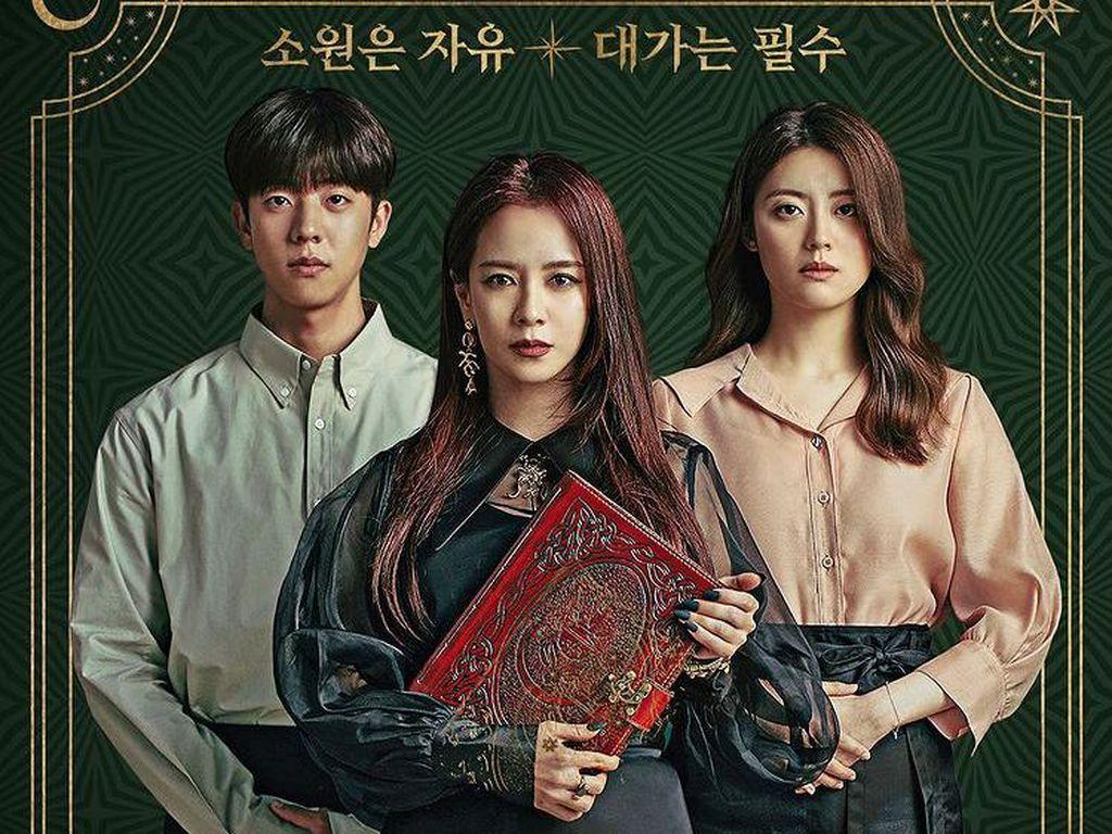 5 Hal Unik tentang Drama Korea The Witchs Diner, Diperankan Song Ji Hyo!