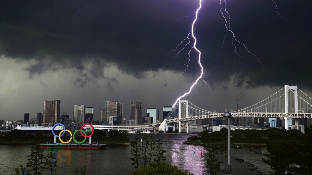 Jelang Olimpiade, Tokyo Sepi Gegara Darurat COVID-19