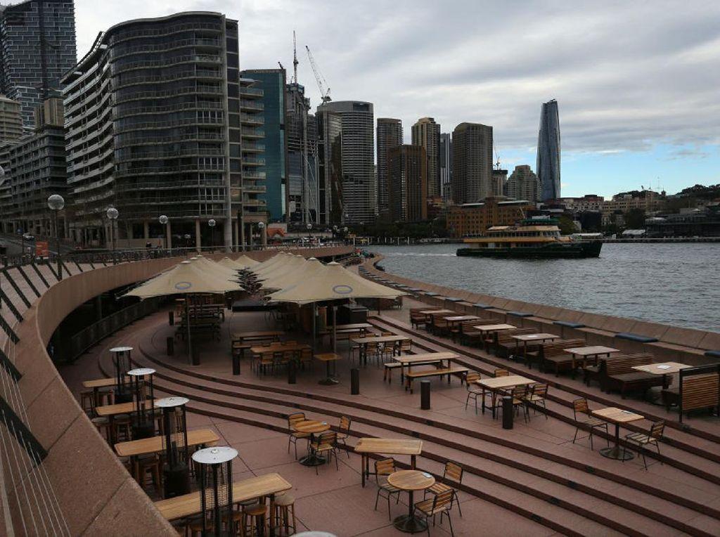 Corona Gila-gilaan Bikin Lockdown di Sydney Makin Lama