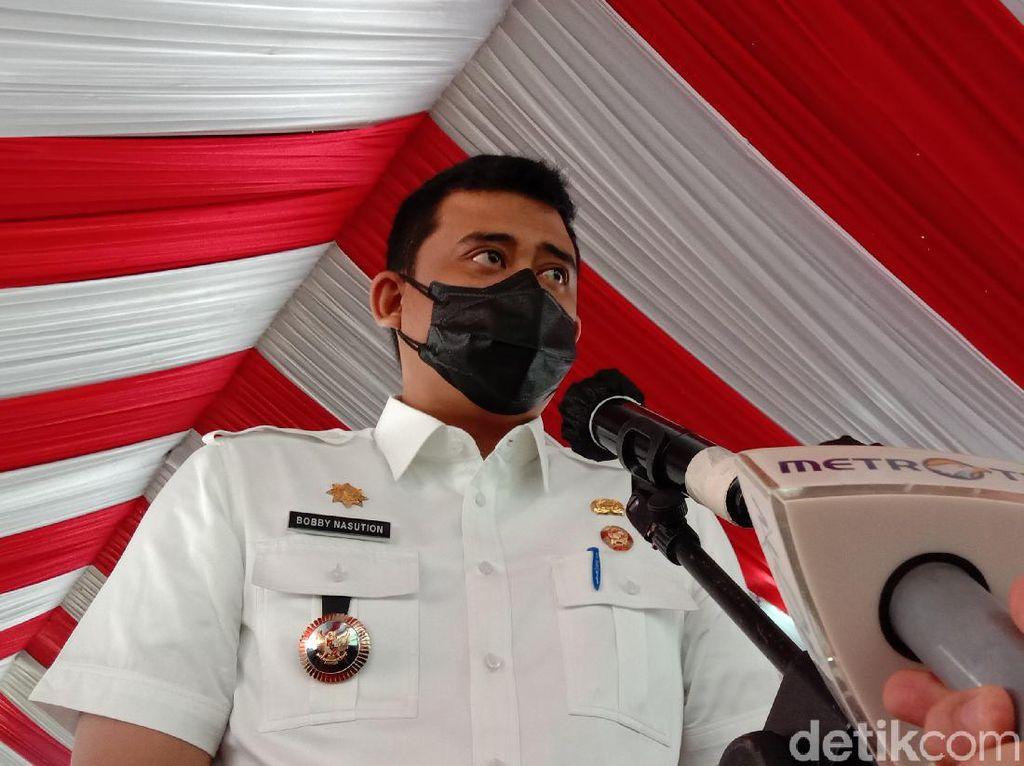 Bobby Nasution Ancam Tutup Rumah Sakit yang Pungli Pasien COVID-19