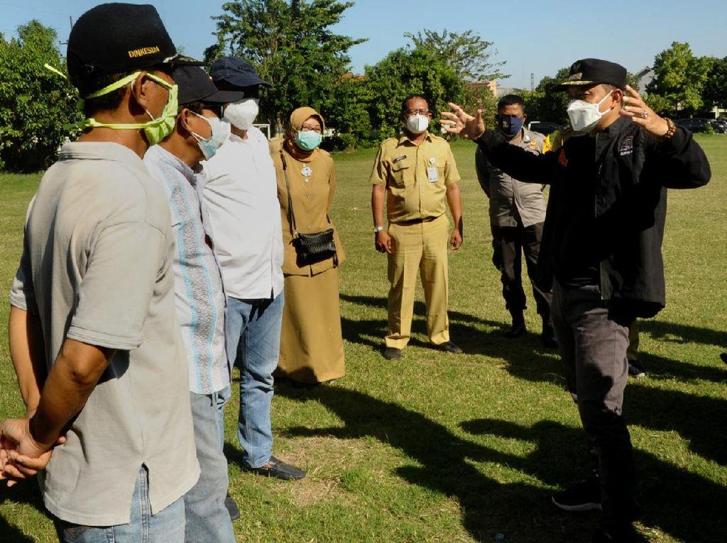 Tiap Kelurahan di Surabaya Disiapkan RS Darurat Antisipasi Lonjakan COVID-19