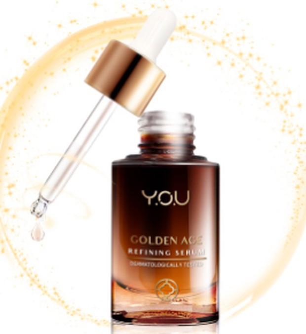 Y.O.U Golden Age Refining Serum / foto: you-makeups.com