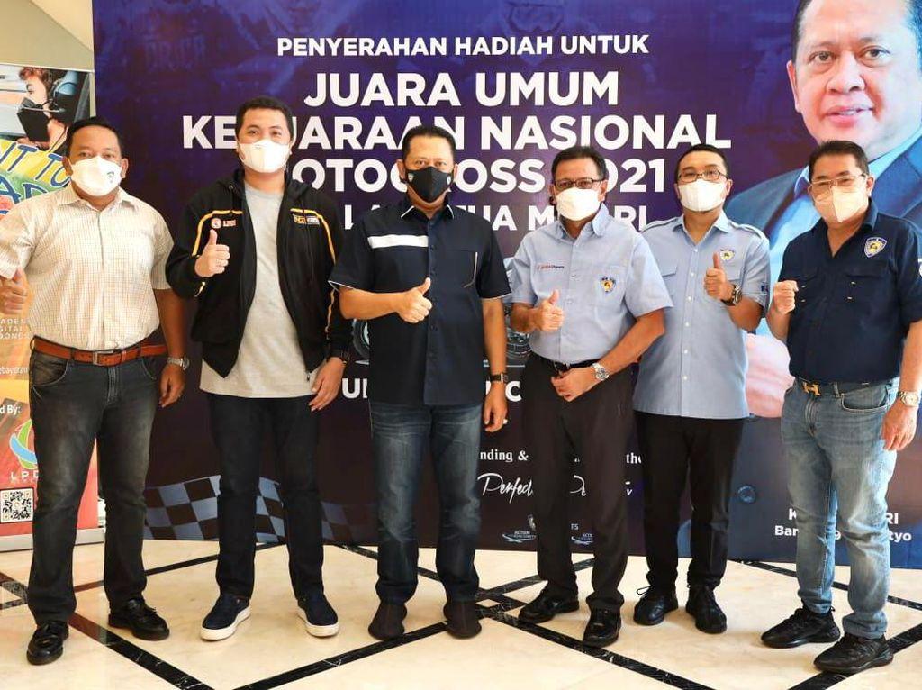 IMI Berduka, Promotor MXGP Indonesia Tutup Usia