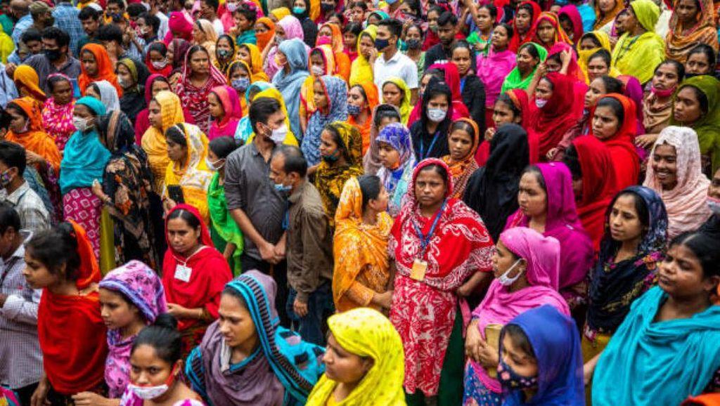 Bangladesh Longgarkan Lockdown Jelang Idul Adha