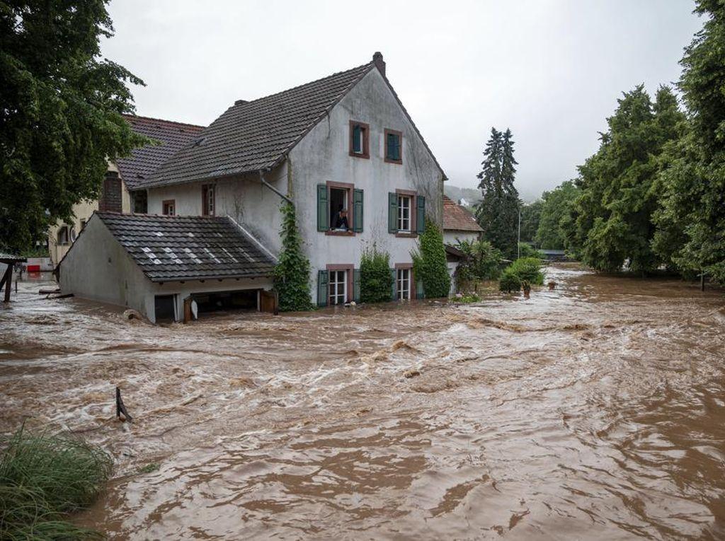 9 Orang Tewas Akibat Banjir di Jerman, 50 Lainnya Hilang