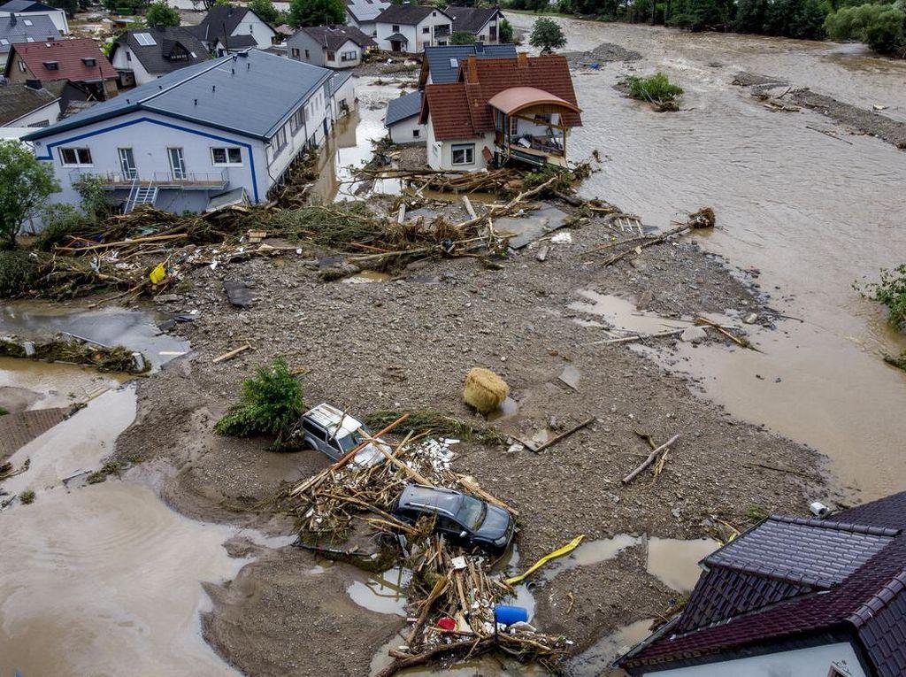 Banjir Bandang di Jerman Bikin Ilmuwan Kebingungan, Kenapa?