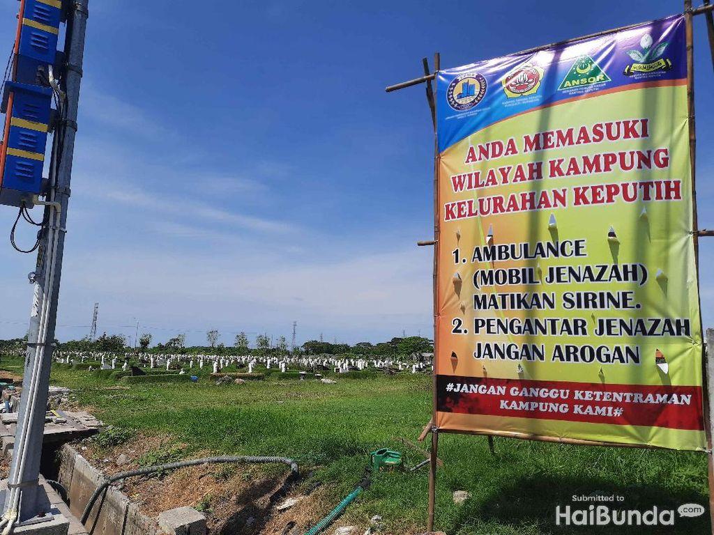 Sirine Mobil Jenazah Ganggu Warga, Satgas COVID-19 Surabaya Sampaikan ke RS